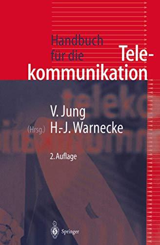 9783642627361: Handbuch F�r Die Telekommunikation