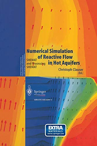 Numerical Simulation of Reactive Flow in Hot