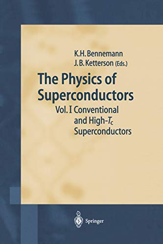 9783642628702: The Physics of Superconductors: Vol. I. Conventional and High-Tc Superconductors