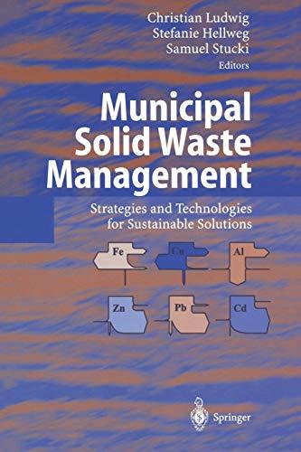 9783642628986: Municipal Solid Waste Management