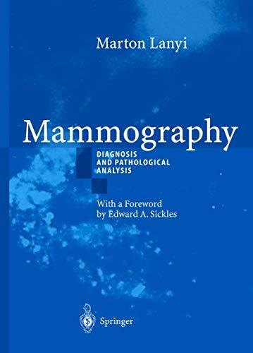 Mammography: Diagnosis and Pathological Analysis: Marton Lanyi