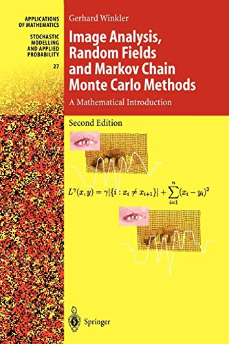9783642629112: Image Analysis, Random Fields and Markov Chain Monte Carlo Methods: A Mathematical Introduction (Stochastic Modelling and Applied Probability)