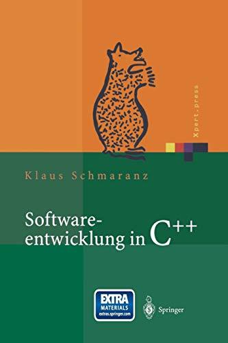 Softwareentwicklung in C++: Klaus Schmaranz