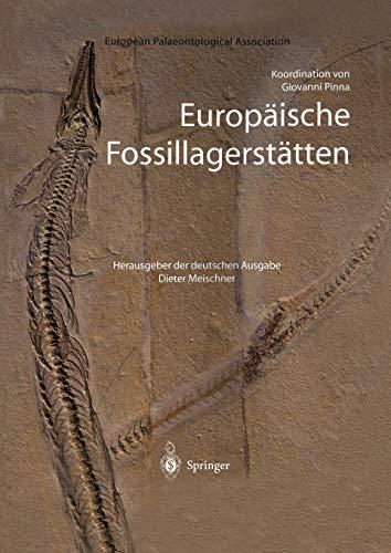 9783642629754: Europaische Fossillagerstatten
