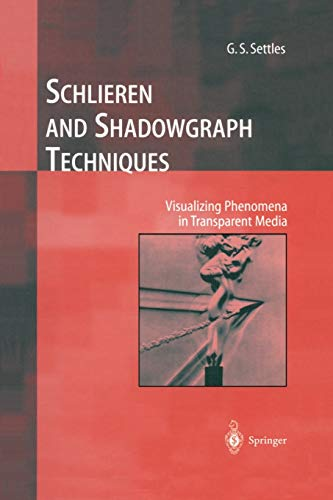 Schlieren and Shadowgraph Techniques. Visualizing Phenomena in: G.S. SETTLES