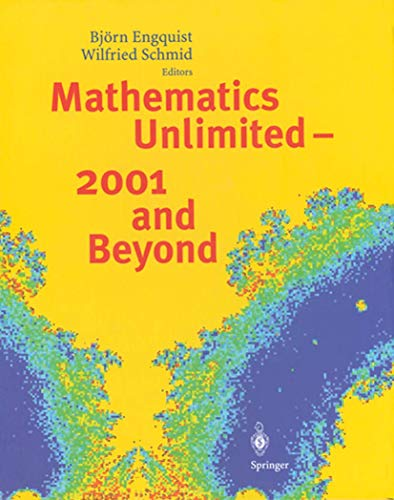 9783642631146: Mathematics Unlimited - 2001 and Beyond
