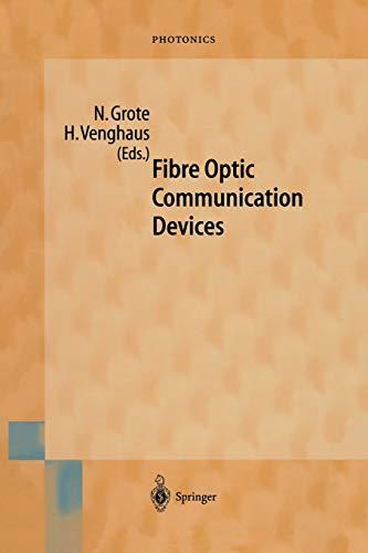 9783642631245: Fibre Optic Communication Devices (Springer Series in Photonics)