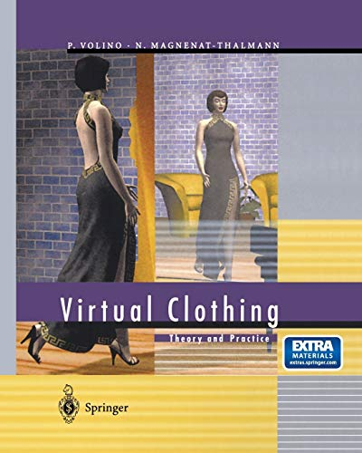 9783642631894: Virtual Clothing: Theory and Practice