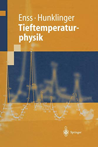 9783642632020: Tieftemperaturphysik (German Edition)