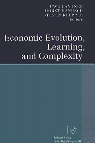 9783642633232: Economic Evolution, Learning, and Complexity