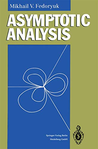 9783642634352: Asymptotic Analysis: Linear Ordinary Differential Equations