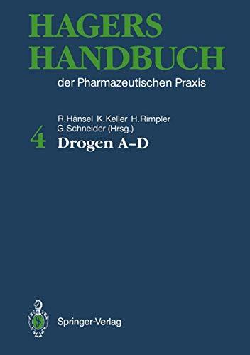 Drogen A-D: RUDOLF HäNSEL