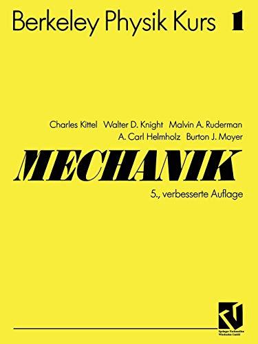 Mechanik: Charles Kittel (author),