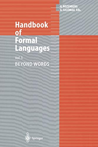 9783642638596: Handbook of Formal Languages: Volume 3 Beyond Words