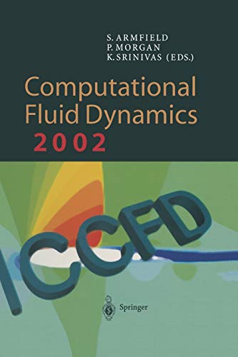 Computational Fluid Dynamics 2002: Proceedings of the Second International Conference on ...