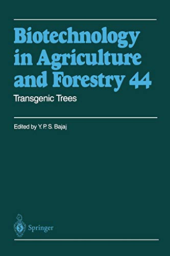 9783642640490: Transgenic Trees (Biotechnology in Agriculture and Forestry)