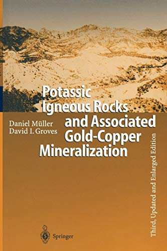 potassic igneous rocks and associated goldcopper mineralization mineral resource reviews