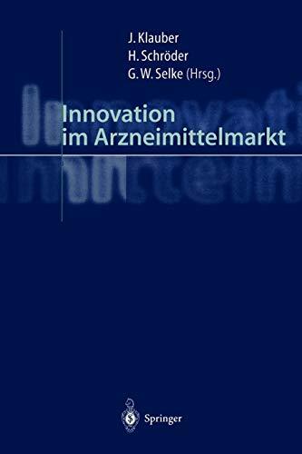 9783642641299: Innovation im Arzneimittelmarkt