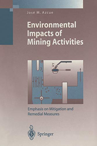 9783642641695: Environmental Impacts of Mining Activities: Emphasis on Mitigation and Remedial Measures (Environmental Science and Engineering)