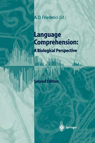 9783642642012: Language Comprehension: A Biological Perspective