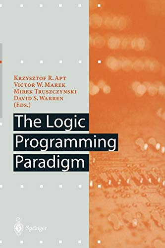 9783642642494: The Logic Programming Paradigm: A 25-Year Perspective (Artificial Intelligence)