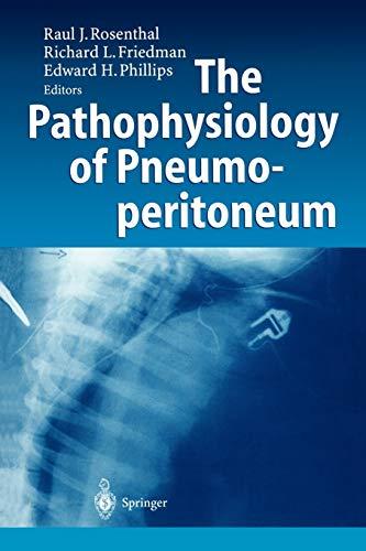 9783642643392: The Pathophysiology of Pneumoperitoneum