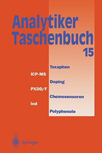 9783642644054: Analytiker-Taschenbuch: 15