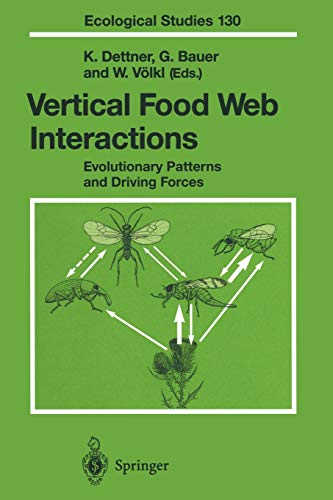 9783642645280: Vertical Food Web Interactions: Evolutionary Patterns and Driving Forces (Ecological Studies)