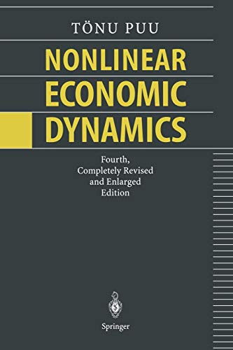 9783642645495: Nonlinear Economic Dynamics