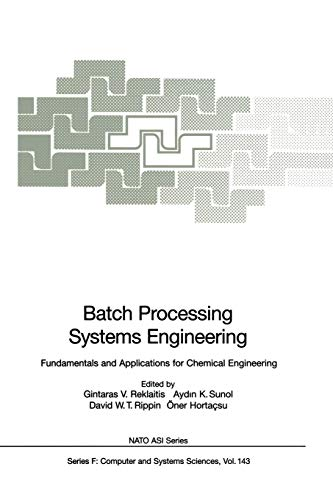9783642646355: Batch Processing Systems Engineering: Fundamentals and Applications for Chemical Engineering (Nato ASI Subseries F:)