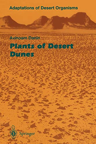 9783642646362: Plants of Desert Dunes (Adaptations of Desert Organisms)