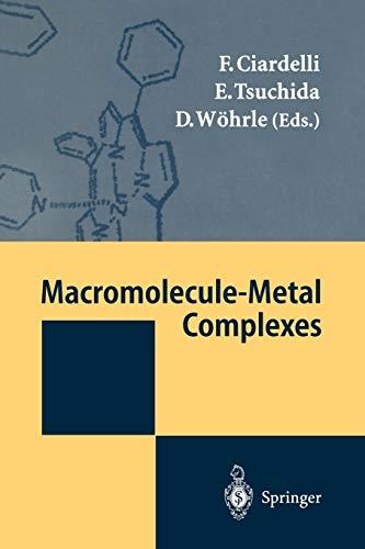 Macromolecule-Metal Complexes: Springer