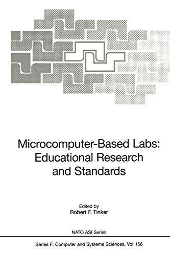 9783642647406: Microcomputer-Based Labs: Educational Research and Standards (Nato ASI Subseries F:)