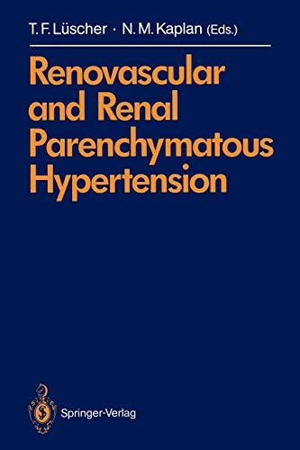 9783642647567: Renovascular and Renal Parenchymatous Hypertension