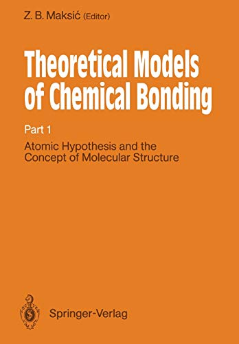 9783642647758: Atomic Hypothesis and the Concept of Molecular Structure (Tertiary Level Biology)