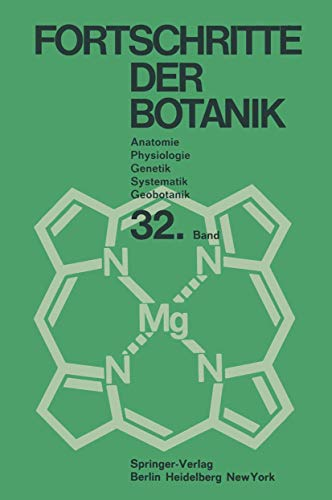 9783642650161: Fortschritte der Botanik (Progress in Botany)