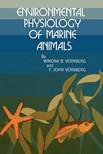 9783642653360: Environmental Physiology of Marine Animals