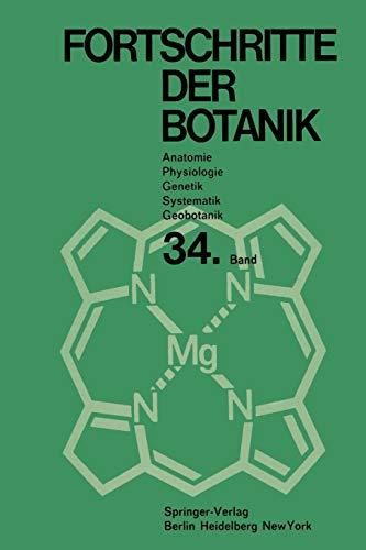 9783642654817: Fortschritte der Botanik (Progress in Botany)