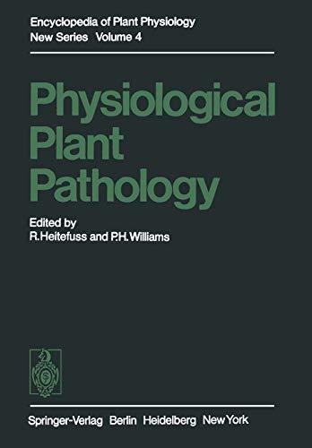 9783642662812: Physiological Plant Pathology (Encyclopedia of Plant Physiology)