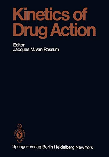 9783642665394: Kinetics of Drug Action (Handbook of Experimental Pharmacology)