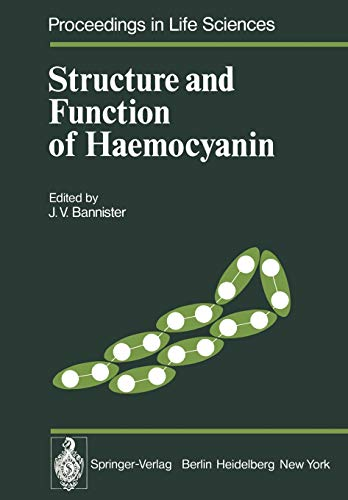 Structure and Function of Haemocyanin