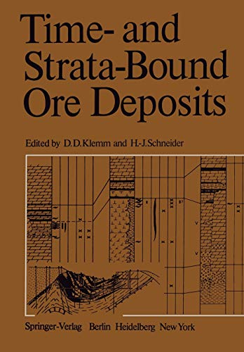 9783642668081: Time- and Strata-Bound Ore Deposits
