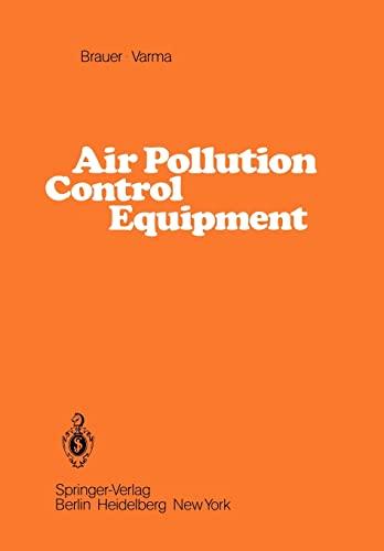 9783642679070: Air Pollution Control Equipment