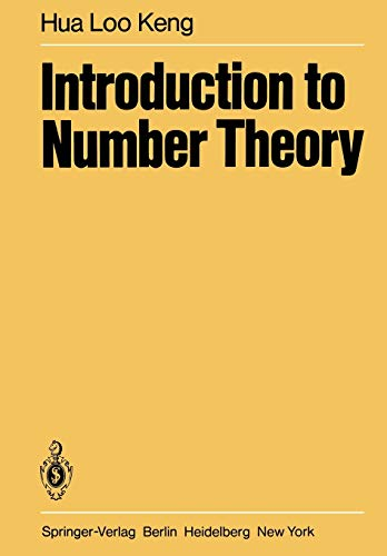 9783642681325: Introduction to Number Theory