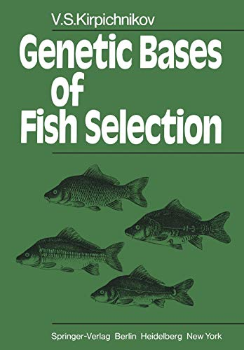 Genetic Bases of Fish Selection (Paperback)