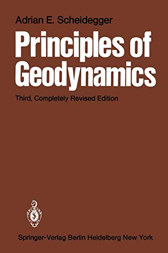 9783642684593: Principles of Geodynamics