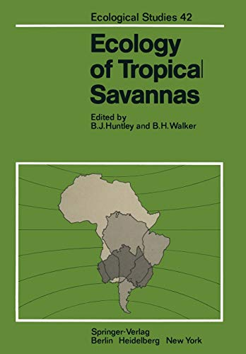9783642687884: Ecology of Tropical Savannas (Ecological Studies)