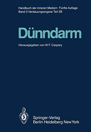9783642688980: D�nndarm B (Handbuch der inneren Medizin / Verdauungsorgane)