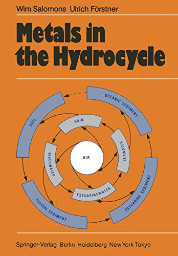 9783642693274: Metals in the Hydrocycle