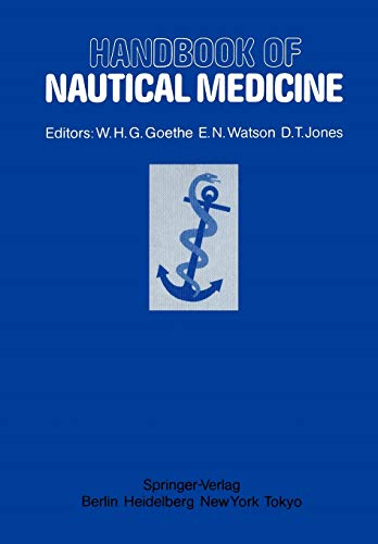 9783642694172: Handbook of Nautical Medicine